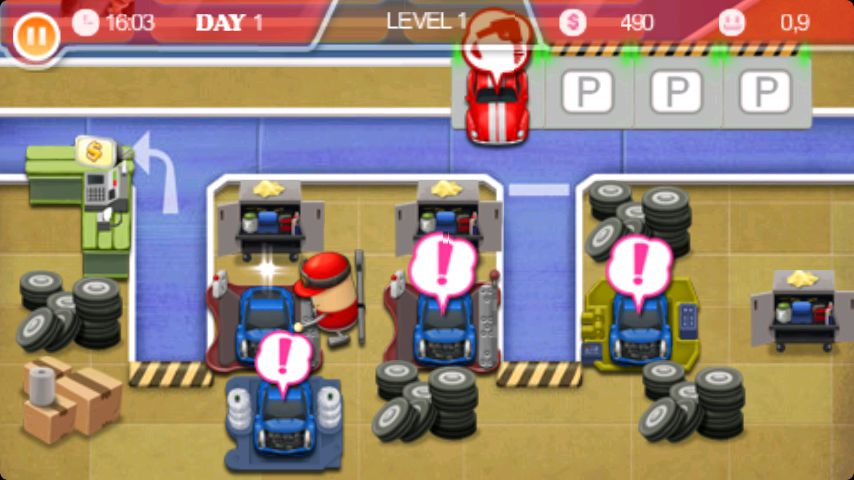 My Car Saloon Android