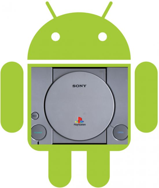 Android Playstation