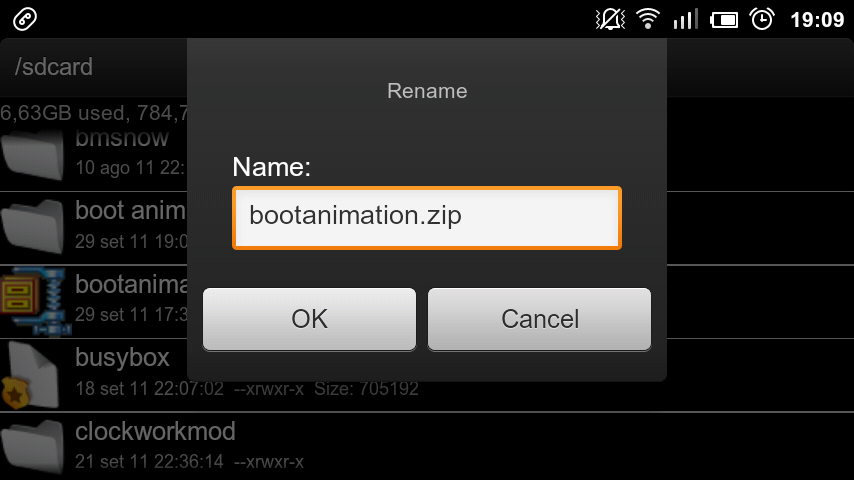 Boot Animation Android
