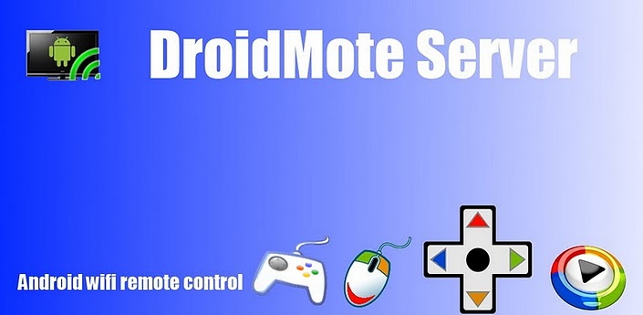 DroidMote Server Android