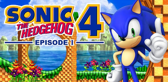 Sonic 4 episode 1 logo Android
