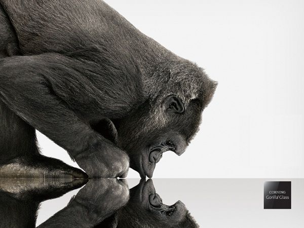 Corning Gorilla Glass 2 logo