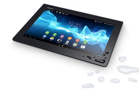 Tablet Xperia S