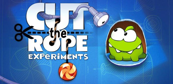Cut the rope experiments HD