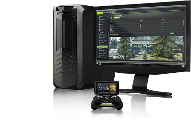 Shield Steam Nvidia console com Android
