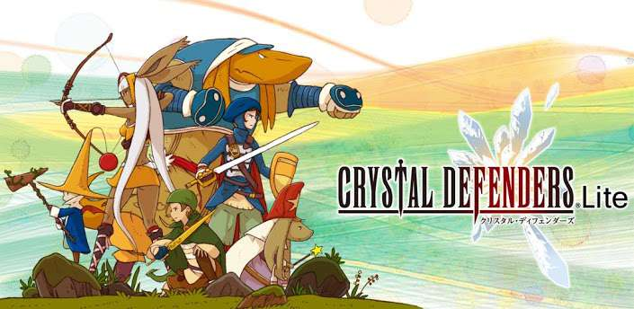 Final Fantasy Crystal Defense Lite Android