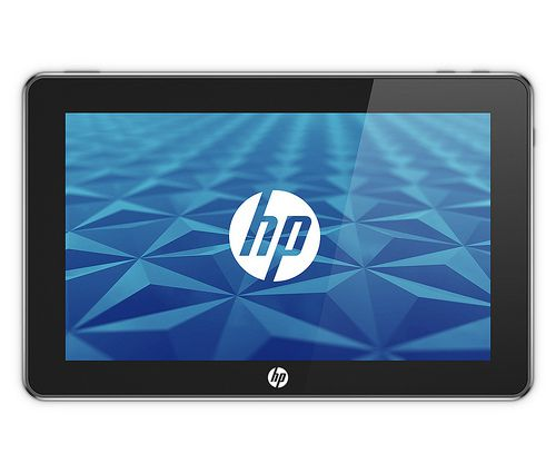 Tablet HP com Android