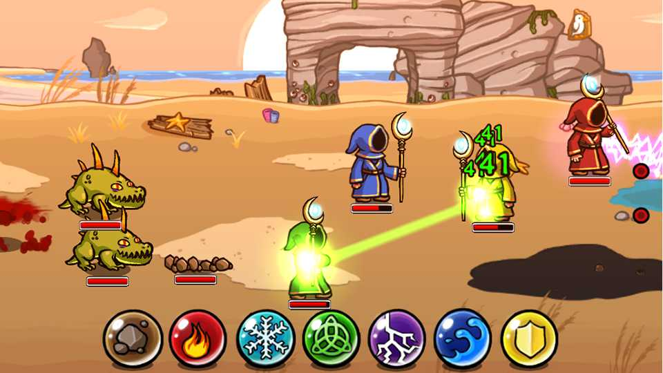 Magicka Wizards of the Square Android
