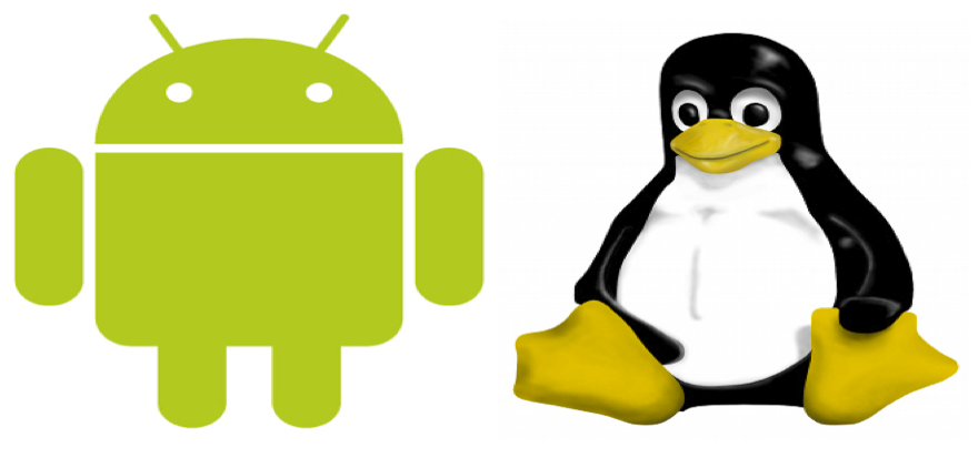 Logo Android Linux