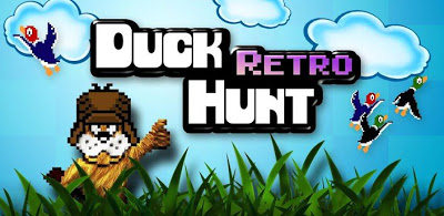 Duck Hunt retro Android