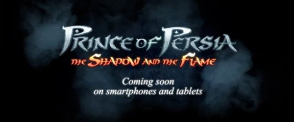 Prince of Persia the Shadow and the Flame Android