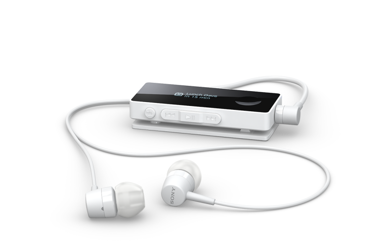 Bluetooth Headset NFC Sony SBH50