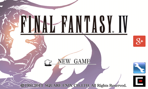 Final Fantasy 4 Android