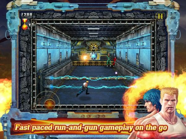 Contra Evolution Android