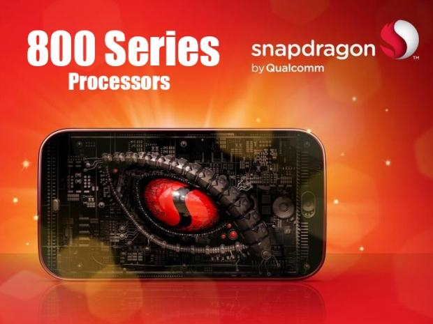 Qualcomm Snapdragon 800 logo
