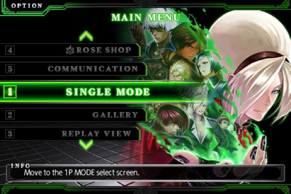 The King of Fighters-A 2012 Android