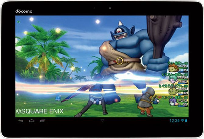 Dragon Quest tablet Android