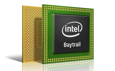 Intel Bay Trail logo