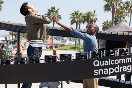 Qualcomm Snapdragon Photo Booth