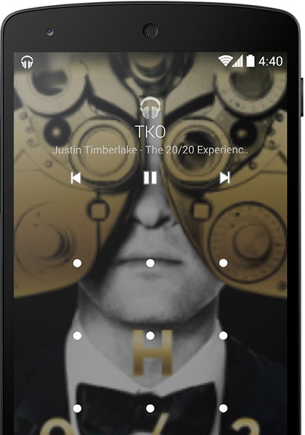 Audio Android 4.4