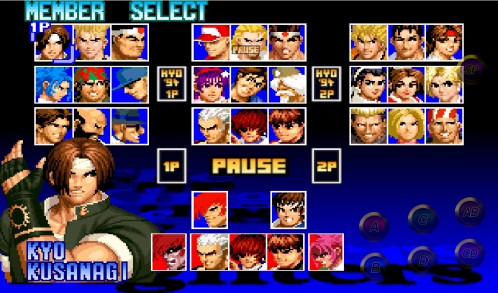 The King of Fighters 97 Android