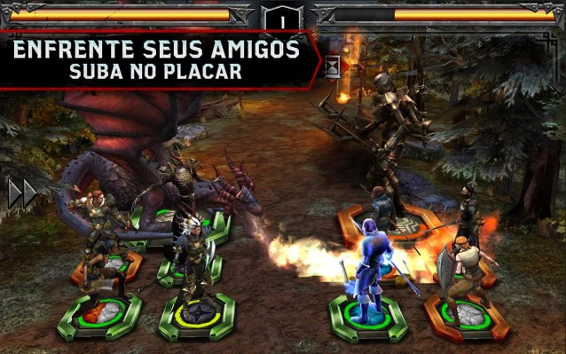 Heroes of Dragon Age Android