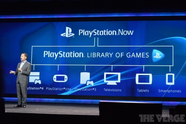 Playstation Now Android PS