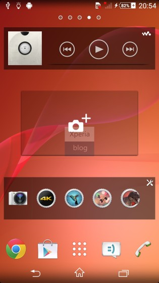 Sony Android 4.4