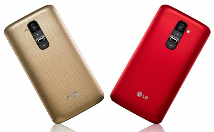 LG G2 Gold Edition e Red Edition