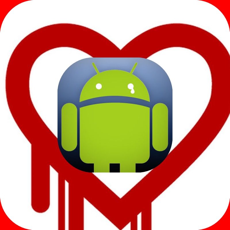 Heartbleed bug Android
