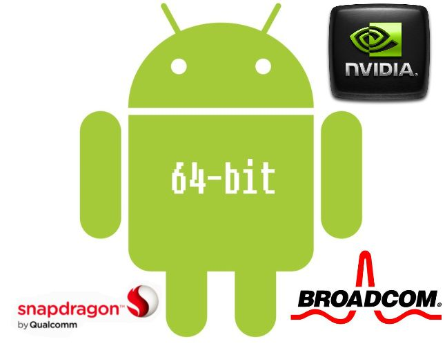 64bits Android