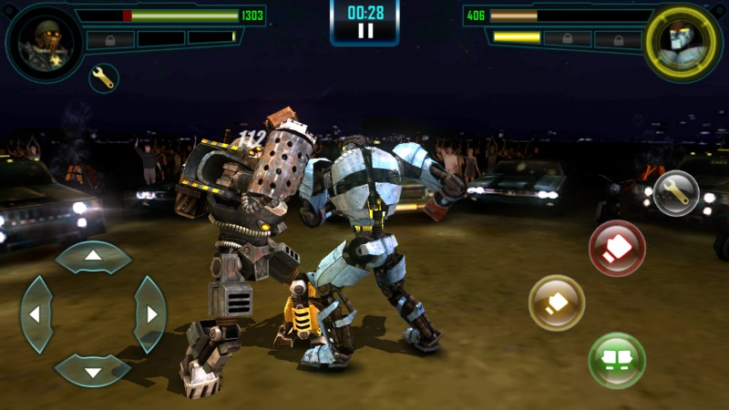 Real Steel World Robot Boxing Gigantes de Aço para Android