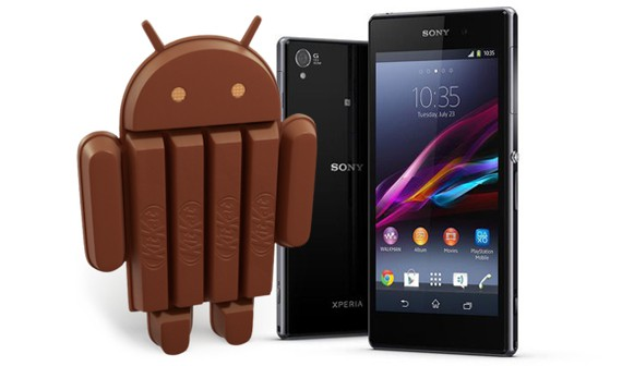 Sony Xperia Android 4.4