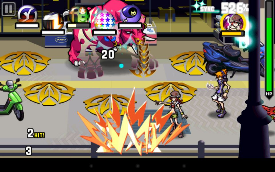 Square Enix lança The World Ends With You para o Android