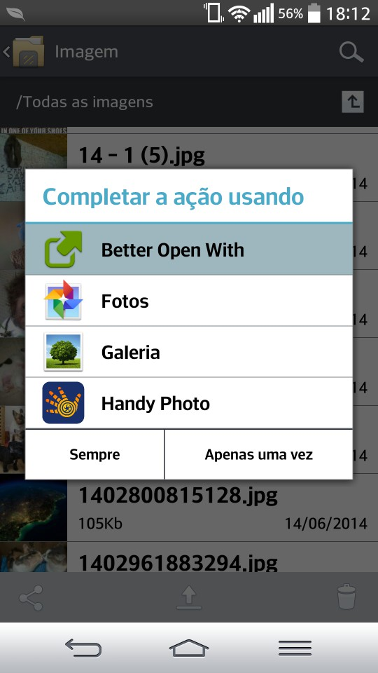 Better Open With para Android