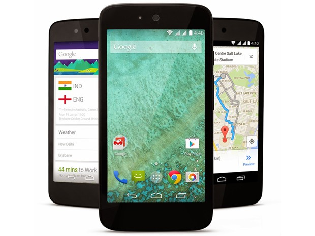 Linha Android One