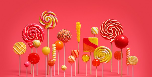 Android lollipop sony