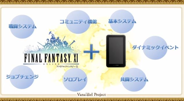 Final Fantasy XI on-line Android