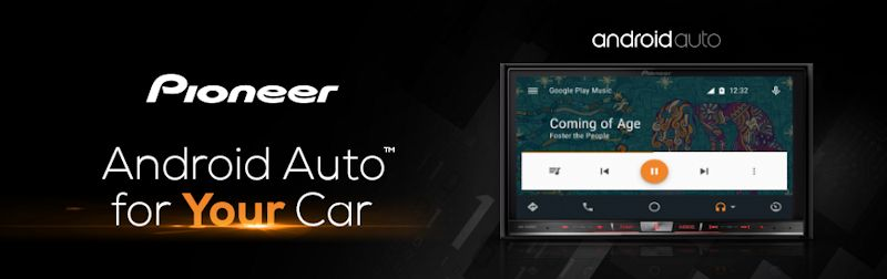 Pionner Android Auto