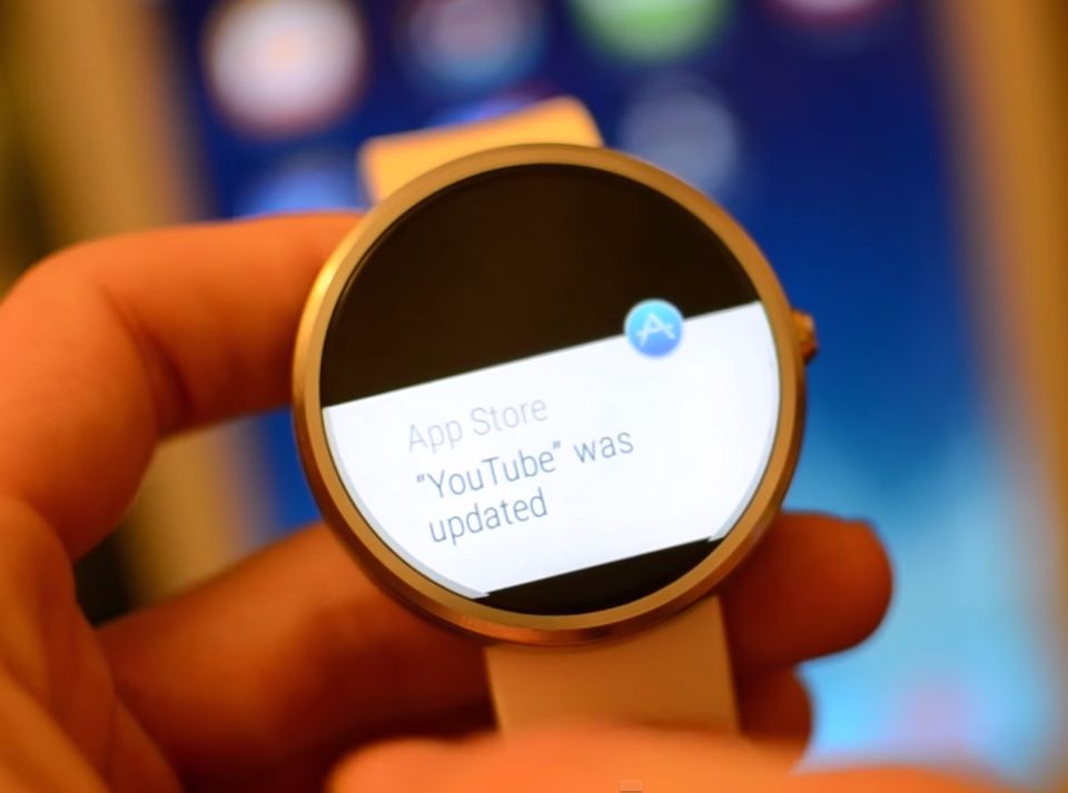 Android Wear pode se conectar com iPhone e iPad