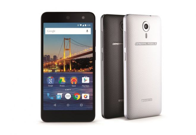 General Moible Android One