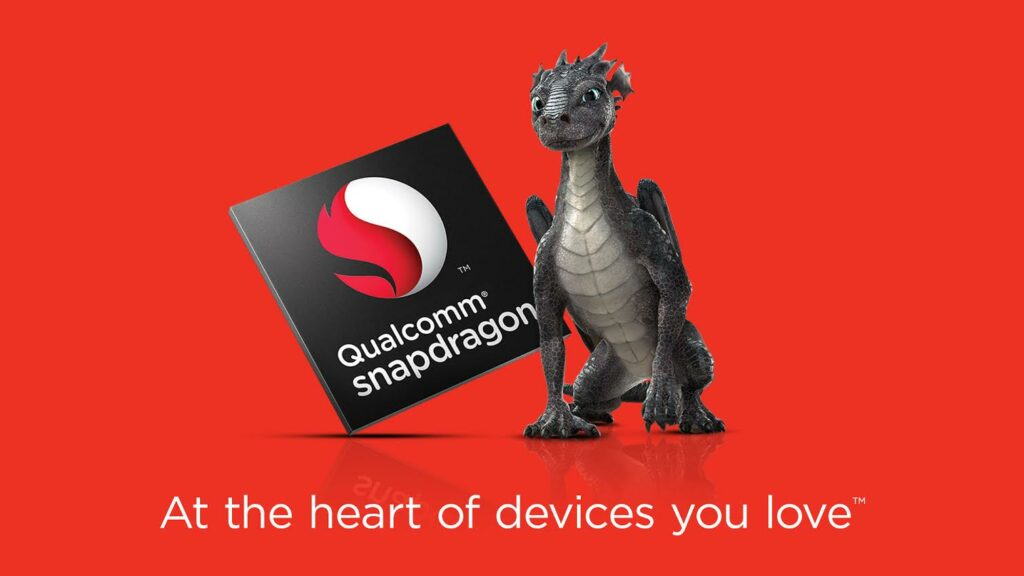 Snapdragon Qualcomm logo