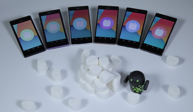 Sony Android 6.0 Marsmallow