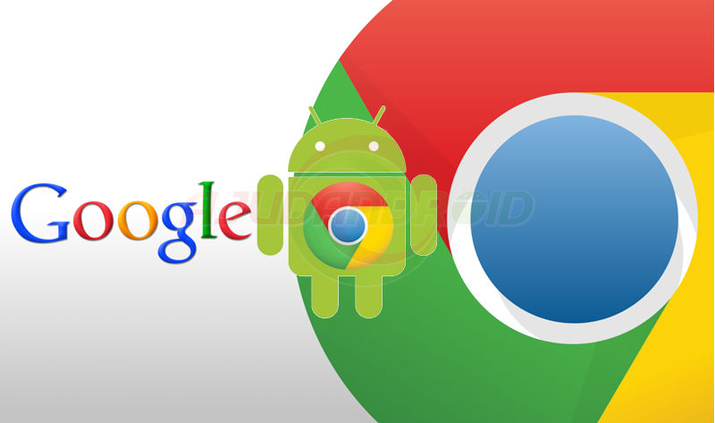 Android Google Chorme