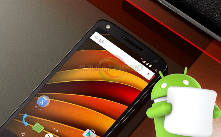 Moto X Force Android 6.0 Marshmallow