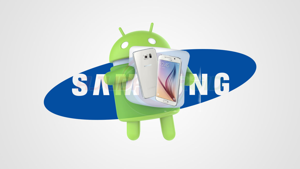 Samsung Android 6.0 Marshmallow Galaxy S6