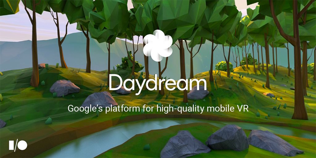 Android N Daydream VR