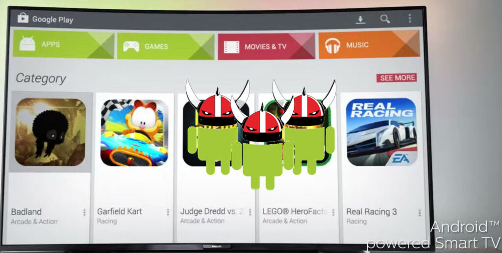 Android TV malware