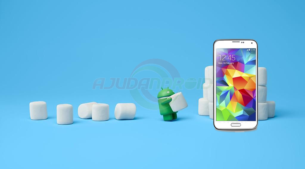 Galaxy S5 New Edition Android 6.0 Marshmallow