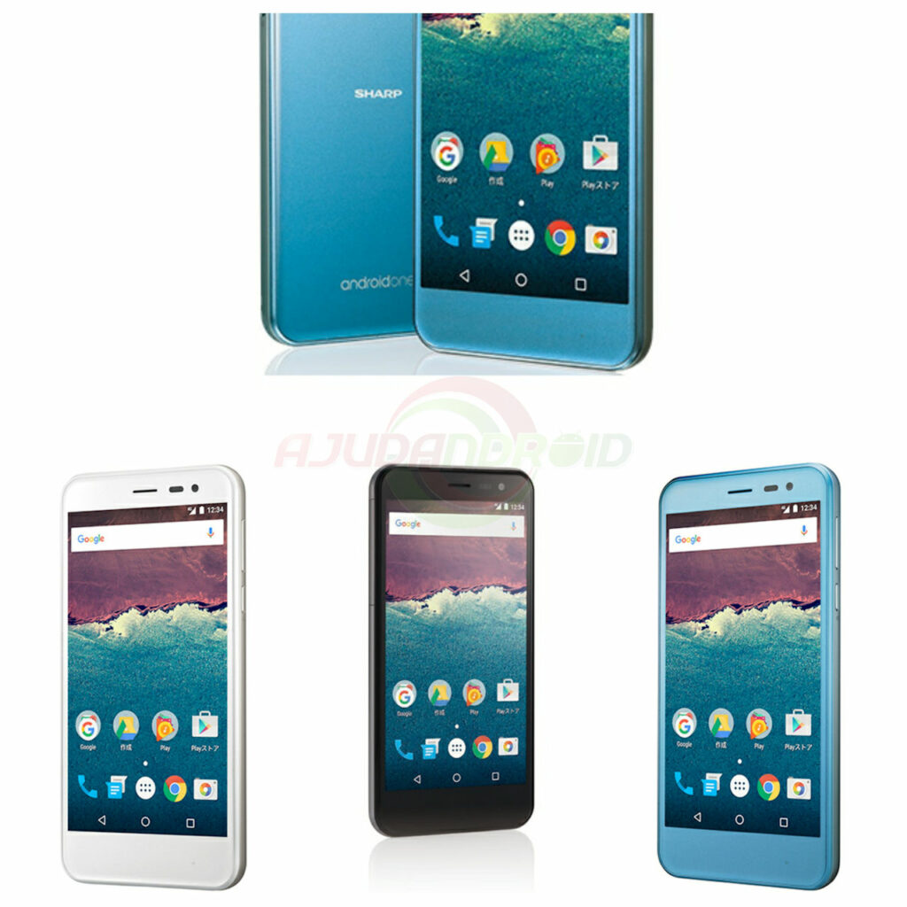 Android One Sharp 507SH